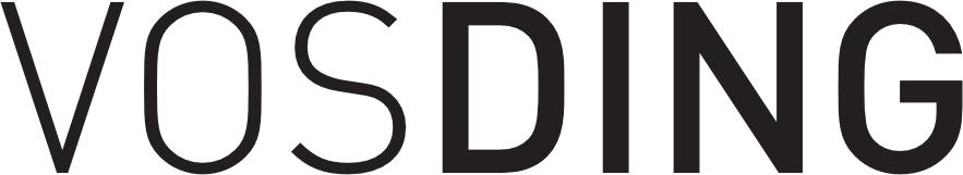 Logo VOSDING Industrial Design
